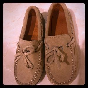 New Hackett London Suede Loafers